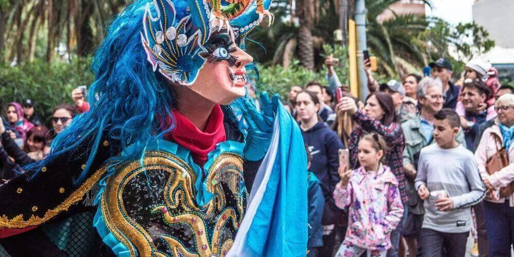 carnaval de ville evenement