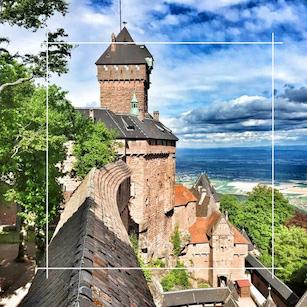 Château de Haut Koenigsbourg Val de Villé