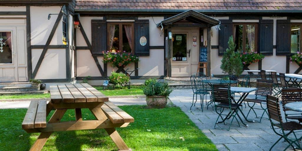 Restaurant Sauloch Val de Villé
