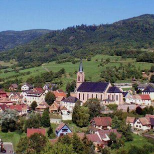 Breitenbach Val de Villé
